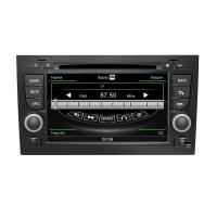 Best Touch screen car dvd player for Audi A4/S4/RS4 car radio gps with DVD/GPS/Radio/3G/Visual 10 dics wholesale