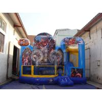 Best The Avengers 5 in 1 inflatable bouncer wholesale