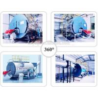Best 12 bar 15 ton 10 ton Lpg gas Fired steam boiler for food factory,textile factory wholesale