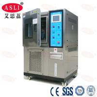Best Adjustable Stainless Steel Temperature Environmental Climate High And Low Temperature Test Cabinet wholesale