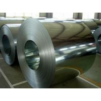 Best 0.14-1.0mm Galvanized Sheet Coil With Cold Rolled For Industrial Freezers wholesale