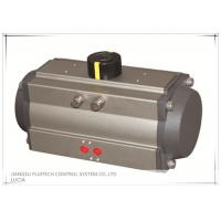 Buy cheap Aluminum Material Rack And Pinion Pneumatic Actuator AT-DA63 For Industrial from wholesalers
