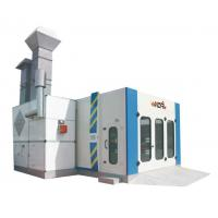 China Anti-Flame Portable Auto Spray Booth For Automobile Baking on sale
