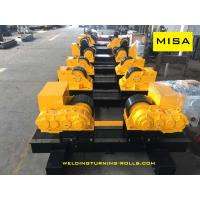 China Hydraulic Tank Fit Up Rolls For Wind Tower Production Pipe Fit Up Growing Line on sale