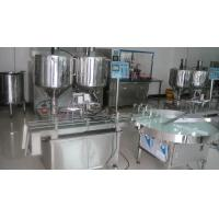 Best 1L Double Nozzles Full Automatic Ointment Filling Machine, Cosmetic Packaging Equipment wholesale