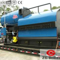Buy cheap Vertical field assembly Gas Fired Boiler in Heating Plant from wholesalers