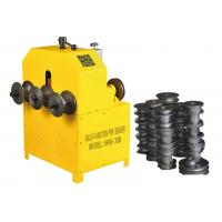 Best 1500 W Steel Square And Round Pipe Bender Adjust Shafts By Hand wholesale