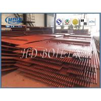 China Energy Saving Water Wall Panels For Power Station, ASME Standard on sale