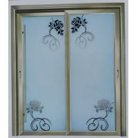 Best Silver wiredrawing, white powder coated aluminum lift and slide doors for commercial wholesale