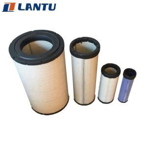 Best K3046PU PU3046 Chinese Lantu dump truck auto parts air filter manufacturer wholesale