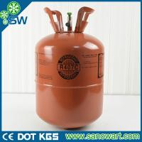 Best 99.9% disposable cylinder packing propane r290 refrigerant gas for sale wholesale