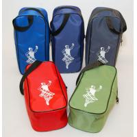Best Portable Red / green Gym Dancing Shoe storage Bags for clothes , pinting logo wholesale