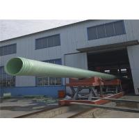 China FRP PIPE GRP pipe with quartz sand Dn50-DN3000 on sale