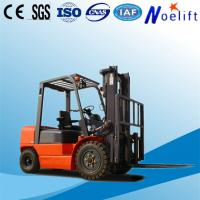 Best Beauty Diesel engine forklift with full free mast made in China wholesale