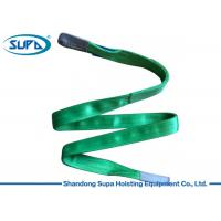 China Polyester Round Lifting Accessories For Cranes 1m - 10m Endless Web Sling on sale