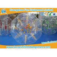 Best Human inflatable bumper bubble ball Customized Size Loopy Hamster Football wholesale