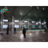 Best Customizable Aluminum Frame Event Lighting Stage Truss For Concert wholesale