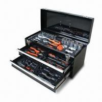 Best Automotive Tool Set Includes Metal Box 106 Pieces with CrV Finish High HRC, OEM Orders Welcomed wholesale