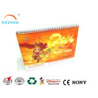 Best Office Stationery Lenticular Notebook Lenticular Printing 3D Calendar wholesale