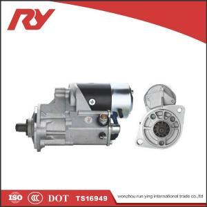 Best 24V 4.5KW 11T Hino Industrial Starter Motor 0355-502-0016 J08C Long Service Life wholesale
