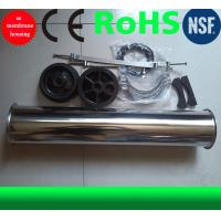 China Stainless Steel Filter Housing SS Water Filter Housing RO Membrane Housing on sale
