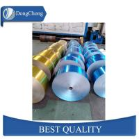 Best Coloured Aluminium Foil Packaging Hydrophilic 8011-H22 Customized Diameter wholesale