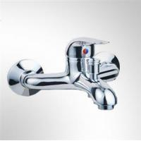 China Wall Mounted Shower Tap Mixer on sale