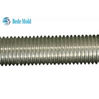 China Threaded Studs / Threaded Bars Stainless steel Stud Bolts 1/4'' * 1000 mm Materials SS 304 on sale