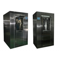 Best Two Sides Blowing 30 m/s Air Shower Clean Room For Medicine wholesale