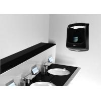 China N Folded Hand Pull Style Hand Towel Dispensers With Self Locking Mechanism on sale