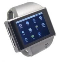 Best X13 Smart Watch Mobile Phon Android 4.0 Cortex A7 Dual Core 1.0 GHz WIFI/BT/GPS support wholesale