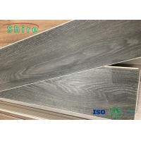 China Ultra Durable Pure Spc Flooring Without Expansion / Contraction Rigid Core Vinyl Plank on sale