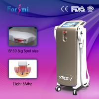 3 work model 12 inch screen high power SHR IPL OPT Beauty Equipments to hair removal