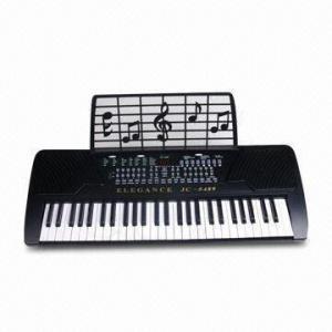 Best Standard 54 Keys Electronic Keyboard with LED wholesale
