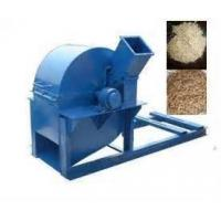 China High efficiency Wood Chipping Machine making wood sawdust for further processing with High durability on sale
