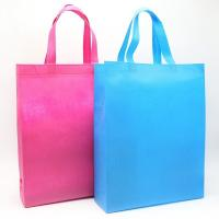 Best Custom Printing Durable Handled Hot Sale Non Woven Bag For Gift Package China Sale wholesale