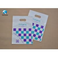 China Eco - Friendly  Die Cut PE Garment Polythene Clothes Bags Customized wholesale