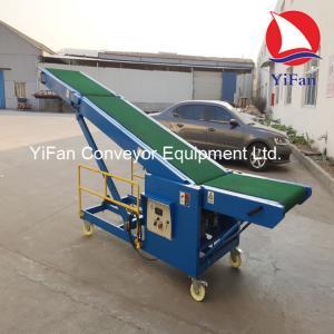 China Foldable Truck Loading Conveyor on sale