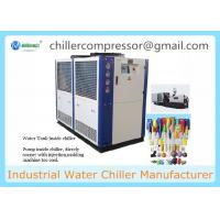 Best Plastic Injection Machine Mould Cooling 10 Tons Air Cooled Water Chiller wholesale