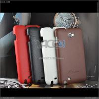 Buy cheap Genuine Leather Cover Case for Samsung Galaxy Note I9220 (P-SAMI9220HCSP003) from wholesalers
