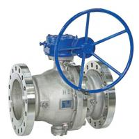 Best WCB Full Bore Ball Valve 900lb 1500lb Lf2 Body Nylon R-Ppfe Seat Gear Operate wholesale