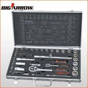 Best 52pcs Socket &Tool Kit with Aluminium Case wholesale
