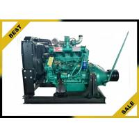 China High Power Mechanic Diesel Engine Long Service Time , 56 KW Diesel Engines For Angriculture on sale