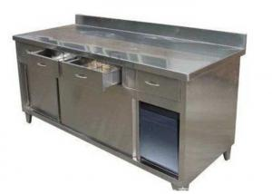 Best Stainless Steel Clean Room Bench Workbench Anti Static Worktable wholesale