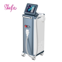 Buy cheap 2000W Hair Removal Diode Laser 755 808 1064 / Diode Laser Hair Removal from wholesalers