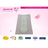 Single packing Traditional Chinese Medicine Sanitary Napkin 240mm Length For Dysmenorrhea People