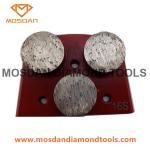 Best Lavina Fast Change Triple Dots Diamonds Grinding Blade for Concrete wholesale