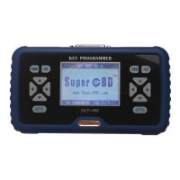 Best SuperOBD SKP-900 Car Key Programer Hand-held For Ford / Land Rover wholesale