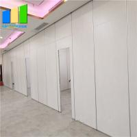 Best Star Hotel Decoration Operable Folding Partition Wall For Banquet Hall Philippines wholesale