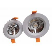 Best Recessed COB LED Downlight 240v IP44 100 lm / w 8w , LED Down Light Fixtures wholesale
